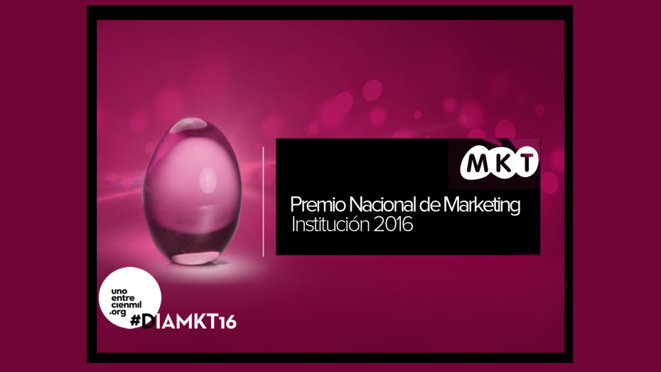 premio nacional de marketing 2016 UECM